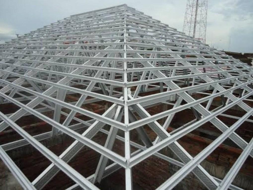 Jual Rangka Atap Baja Ringan di Slipi Jakarta Barat Hub 08118168989