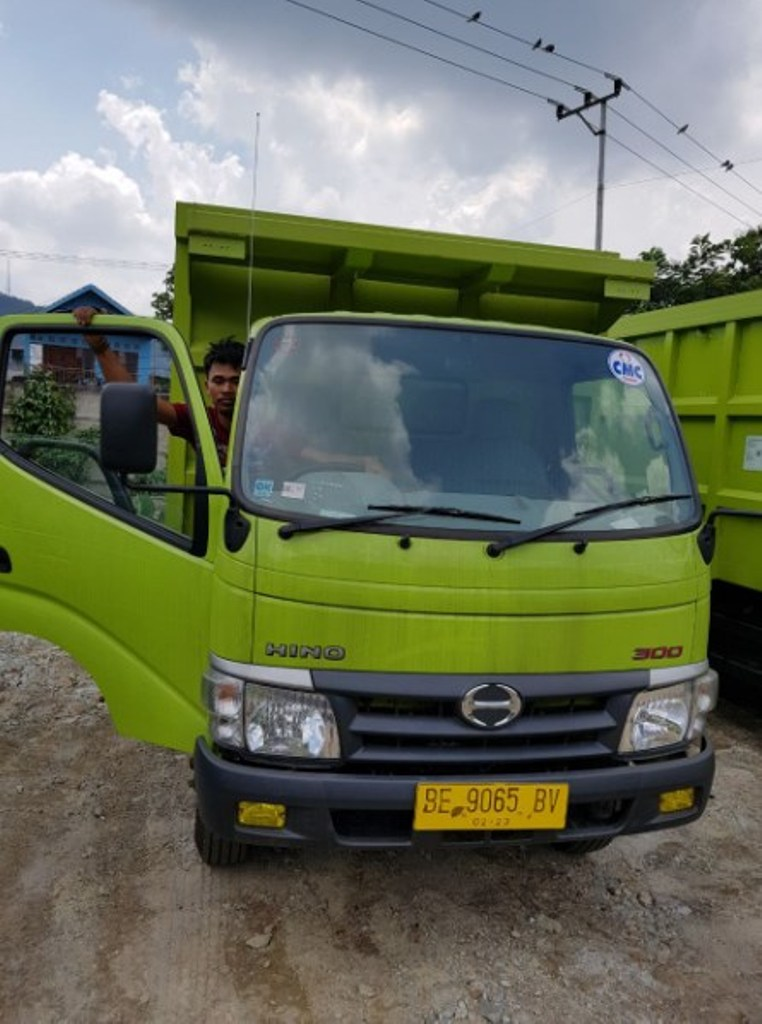 Sewa Dump Truck dan Jual Pasir Putih Bangka di Koja Hub 08118168989