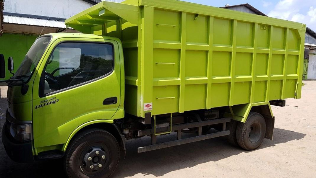 Sewa Dump Truck dan Jual Pasir Putih Bangka di Tanjung Priok Hub 08118168989