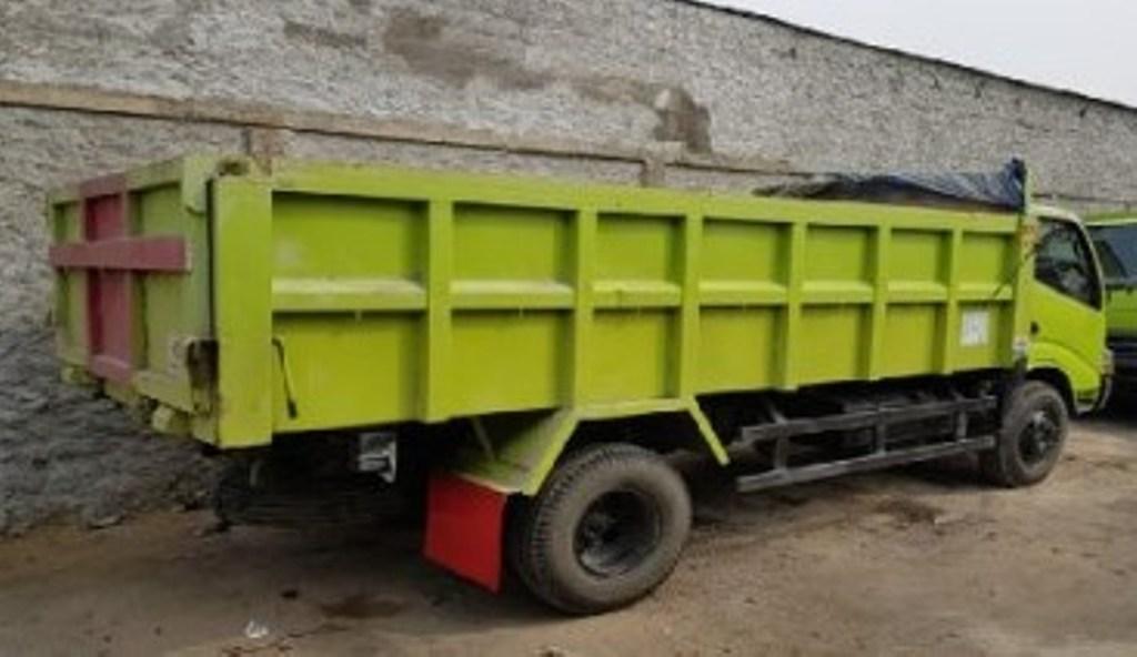 Sewa Dump Truck dan Jual Pasir Putih Bangka di Pluit Hub 08118168989